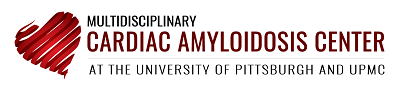 Multidisciplinary Cardiac Amyloidosis Center At University Of Pittsburgh And University Of Pittsburgh Medical Center