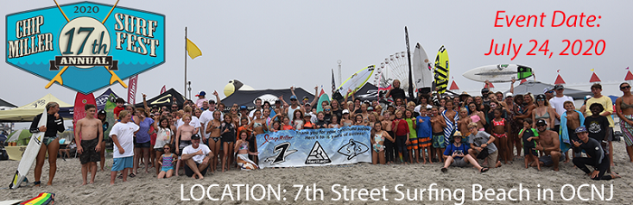 17th Annual Chip Miller Surf Fest